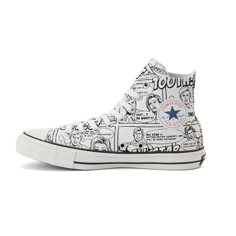 Converse All Star 100 Americancomic HI