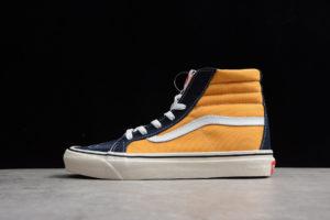 Vans SK8-HI Yellow/Blue