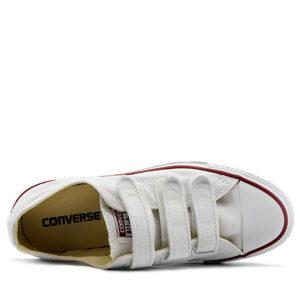 Converse All Star White CTAS 3V OX