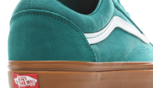 Vans UA Old Skool Green VN0A38G1VKU