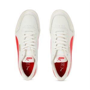 Puma Caracal Whisper White-High Risk Red 36986305