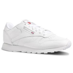 Reebok Classic Leather White / White / White / Jevelry 2232