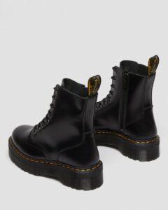 Dr. Martens Retro Jadon Black Smooth 15265001