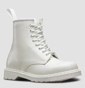 Dr. Martens 1460 Mono White Smooth